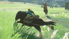 We have 20 new minutes of gameplay footage from The Legend of Zelda: Breath of the Wild, taken directly from the Nintendo Switch. The Legend Of Zelda, New Zelda, Legend Of Zelda Breath, Nintendo 2ds, Nintendo Switch, Breath Of The Wild, Wii U, Playstation, Prince Sidon