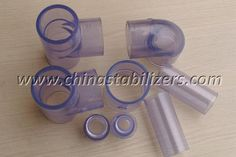 Methyl Tin Mercaptide PVC Heat Stabilizer used in clear fitting