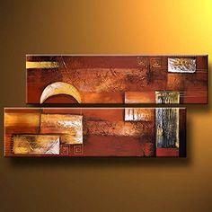 Santin Art-Plane-Hand-Painted Oil Paintings on Canvas Stretched and Framed Modern Abstract Wall Art Paintings for Wall Decorations Home Decorations C82(12x36x2pcs) Santin Art http://www.amazon.com/dp/B00K6ULL2K/ref=cm_sw_r_pi_dp_rXyOub1GA2RCW