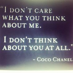 Team Coco (Chanel).
