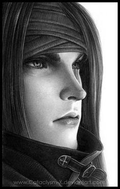 Vincent's Redemption by `Cataclysm-X - Final Fantasy VII - Vincent Valentine