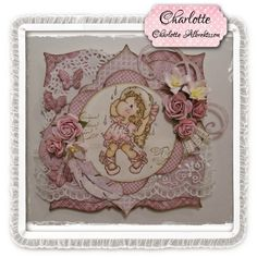 Marvelous Magnolia Challenge Blog: Challenge 59 Lovely Lace and a DT Call
