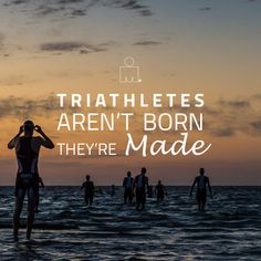 How's #triathlontraining going?
