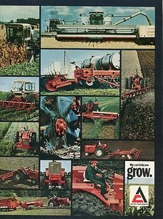 1970s Allis Chalmers ad