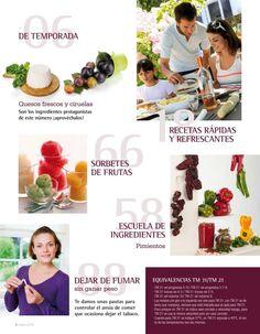 Thema057 Queso Fresco, Make It Simple, Magazines, Platform, Author, Digital, Books, How To Make, Fast Recipes