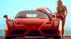 Why the Ferrari Enzo Ferrari debuted in Charlie's Angels | The Car Stays in the Picture