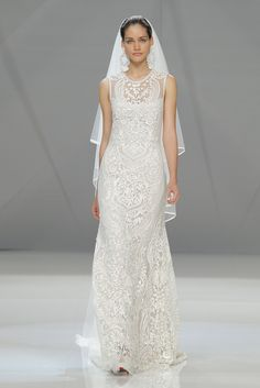 View entire slideshow: Naeem Khan Barcelona Bridal Fashion Week Wedding Dresses Spring 2017 on http://www.stylemepretty.com/collection/5162/