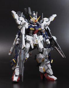 ヴァイスリッター Gundam Model, Sci Fi, Blue, Battle, Science Fiction