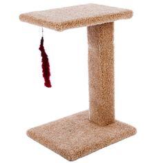 Sohl Design: DIY Cat Scratching Post Tower