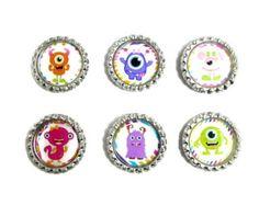 Misfits monster embroidery pattern PDF by ShinyHappyWorld on Etsy
