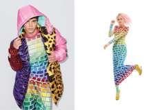 The Charlotte Free for Jeremy Scott x Adidas Originals FW12 Collection #jeremyscott #hotfashion