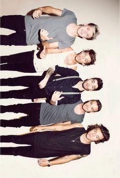 One Direction Niall Horan, Harry Styles, Liam Payne, Zayn Malik, Louis Tomlinson