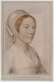 Hans Holbein -  Catherine Howard