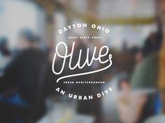 Olive Logo Revision