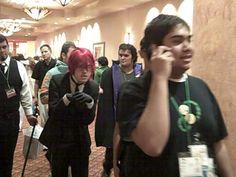 more cosplay at the Saboten con