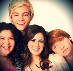 Cast of Austin and Ally.