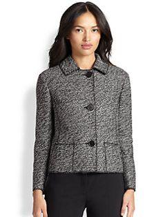 Akris Punto - Tweed Jacket