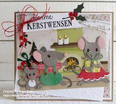 Anja Zom kaartenblog: Muisjes!!!!