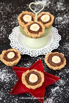 DULCIURI DE POST   Diva in bucatarie Banana Recipes, Raw Vegan, Nutella, Caramel, French Toast, Cheesecake, Muffin, Breakfast, Desserts