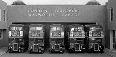 LT Walworth bus garage - Google Search