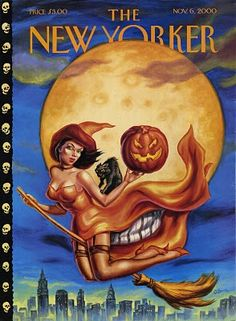 The Pictorial Arts: witches