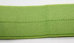MINT GREEN  Foldover Elastic 1 Inch Plush FOE by CreationsbyLSM, $2.42