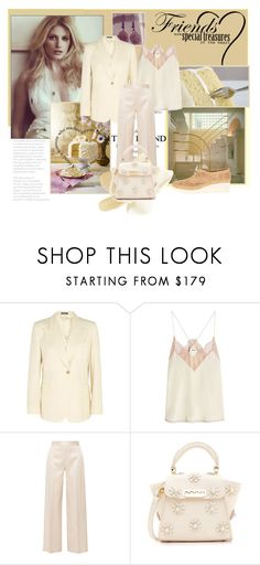 """""""Thank you my dear friend"""" by krystalkm-7 ❤ liked on Polyvore featuring Maison Margiela, Zadig & Voltaire, The Row and ZAC Zac Posen"""