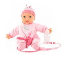 Lalka Rozalka u lekarza. Posiada 25 funkcji!  #lalki #supermisiopl