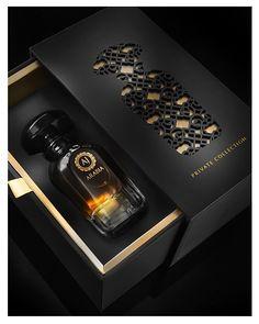 Black I Parfum Extrait by AJ Arabia