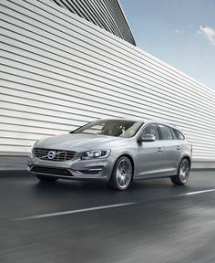 2014 Volvo V60 Sports Wagon
