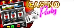 website with casino party stuff