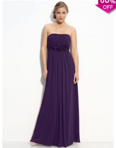 Sheath/Column Strapless Floor-length Chiffon Grape Bridesmaid Dresses #CUSA020492 - See more at: http://www.avivadress.com/wedding-apparel/bridesmaid-dresses/floor-length-bridesmaid-dresses.html?p=2#sthash.gmiOhxTV.dpuf