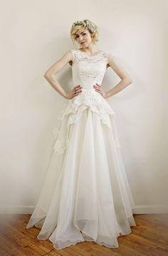 Leanne Marshall dress, on DotheAisle.com