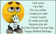 Happy Birthday Picture Messages, Funny Belated Birthday Wishes, Happy Birthday Greetings Friends, Best Birthday Wishes Quotes, Happy Birthday My Friend, Birthday Wishes For Girlfriend, Birthday Wishes And Images, Birthday Quotes For Best Friend, Wishes For Friends