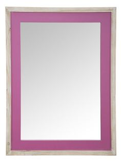#MauroFerrettiSrl 1415770003 SPECCHIO IBIZA CM 60X2,5X80 (MISURE INTERNE CM 44X64) #mauroferrettisrl #home #homedecor #decor #casa #arredo #arredamento #specchio #ibiza #mirror #magenta #natural #wood #color #spring #newitem #newlook #italiansdoitbetter
