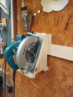 Wilker Do's: DIY Power Tool Storage System