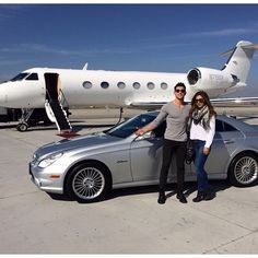 1st: I'd be in a rare classic muscle car not an over priced Benz (sorry Benz I still love you), the jet would have a new coat and the tail would Read G250. 2nd: I would never leak pics like this out if I was raised from the real 1%!