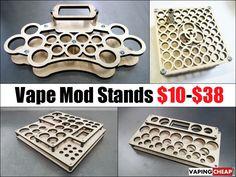 Vape Stand Mod's & Drip Tips - $19.95 USA - http://vapingcheap.com/vape-stand-mod/