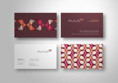 A great corporate identity created by Denis Olenik for Avivo, an interactive and mobile technologies company based in Slovenia. #branding #design
