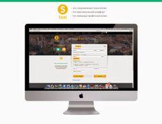 Кухтин Сергей Владимирович художник-дизайнер-веб-дизайнер: Создание сайта для «STaxi»