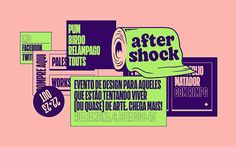 AfterShock is an extraordinary and fun event that demonstrates and questions the impact of design in Brazil.