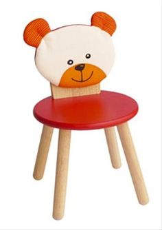 Židlička - medvěd