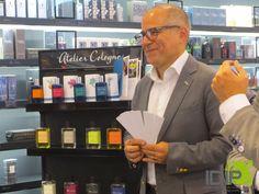 IDIP asistió a la presentación de la marca Atelier Cologne la primera Maison de Parfum (esto es france mesdame et messierus y las casas son maisons) dedicada a la colonia. #AtelierColgneBySephoraMX
