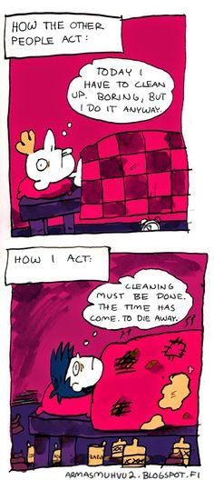Muhvu's comics