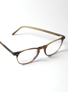 Thin Square Frame in Eggplant