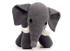 How to Make Elephant Crochet Pattern