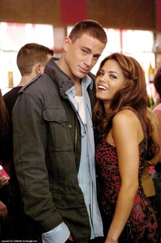 Channing Tatum & wife Jenna Dewan make such a hott couple! Would be jealous if they weren't just so perfect