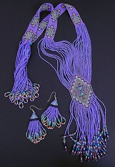 Navajo Beadwork by Wendy Weston