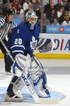 goalie-ed-belfour-of-the-toronto-maple-leafs-looks-on-against-the-picture-id55833073 (409×612) Hockey Goalie, Hockey Teams, Hockey Players, Ice Hockey, Eddie The Eagle, Maple Leafs Hockey, Canada Hockey, Goalie Mask, Sports Pics