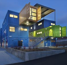 Dwell - 15 Prefab Shipping Container Companies in the United States